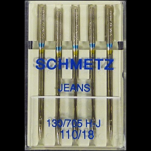 110/18 Jeans Needle Schmetz