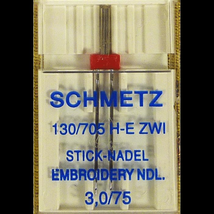 Embroidery Twin Needle