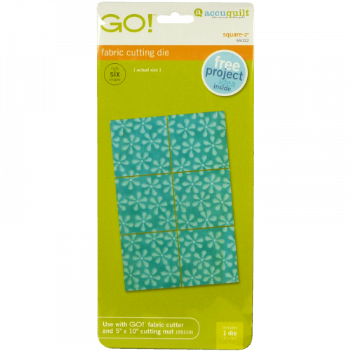 "GO! Square-2"" 55022 