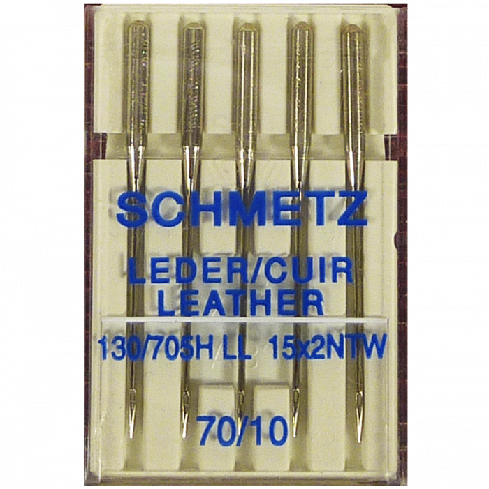70/10 Leather Needle Schmetz