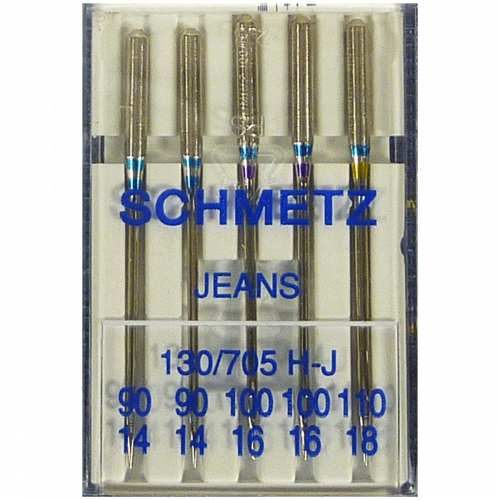 ASSORTED Jeans Needle Schmetz