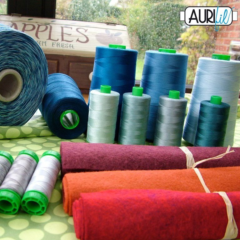 Aurifil 100 % Cotton Thread