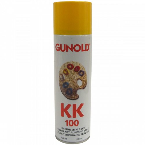 KK100 Adhesive Spray for Embroidery