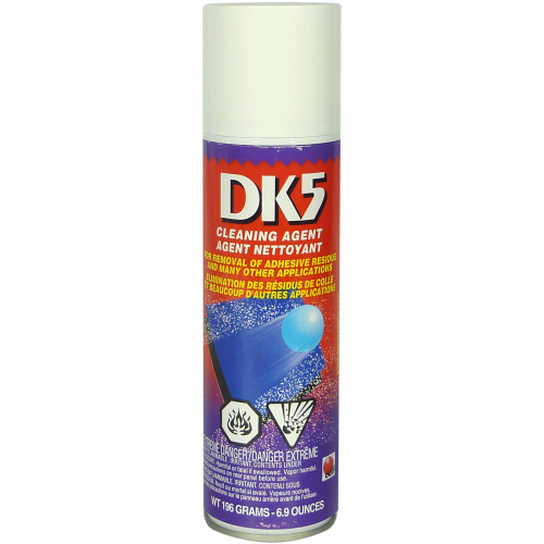 DK5 Adhesive Remover