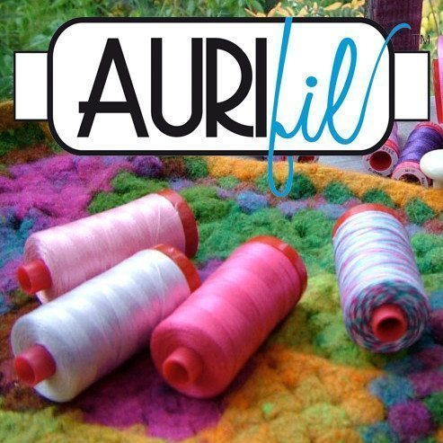 Fil Aurifil - Aurifil Quilting Thread - Cotton 50wt