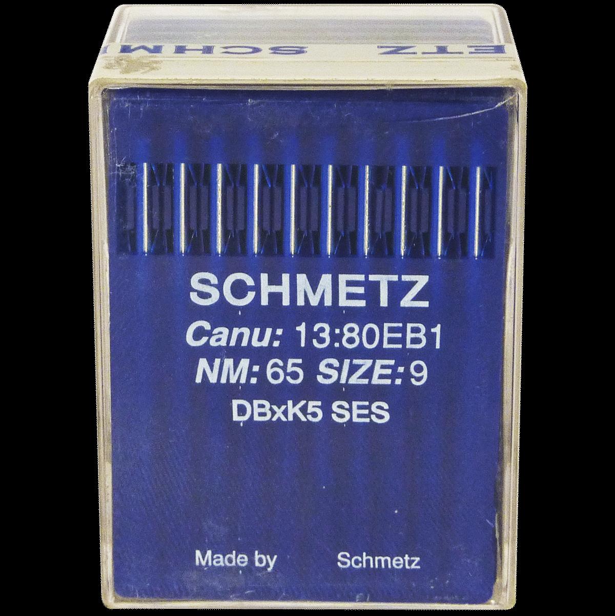 Industrial 65/9 Bald DBxK5 SES Schmetz - Round Head