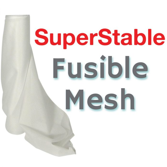 Fusible Mesh Stabilizer 12″ x 10 yards