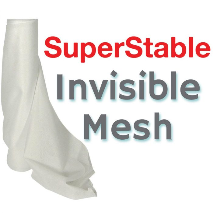 1.5 oz Cut Invisible Mesh Stabilizer