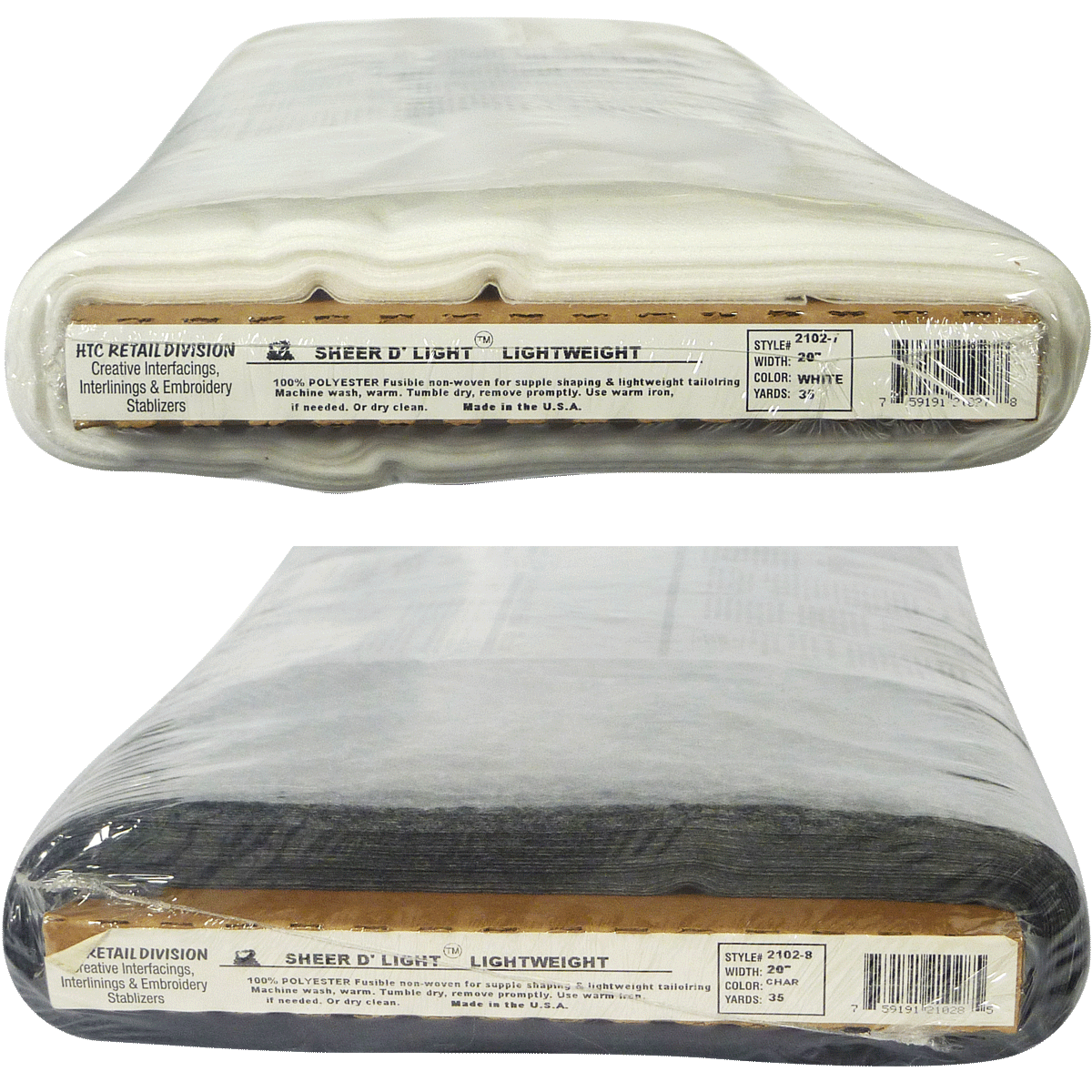 Interlining//Interfacing sold by the yard Flexi-Firm Stabilizer HTC9290-1 30 inches wide
