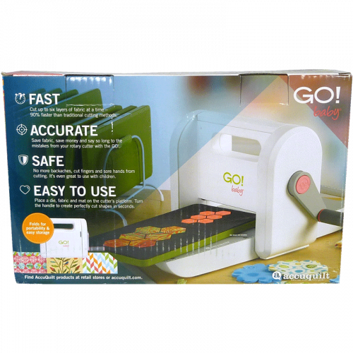 Baby Fabric Cutter 55600
