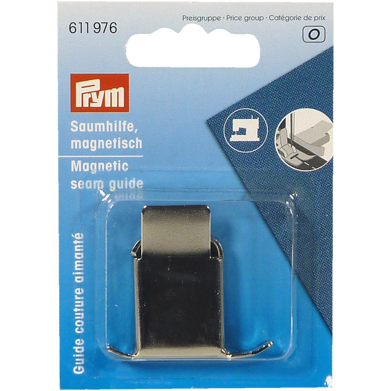 Magnetic Seam Guide Prym
