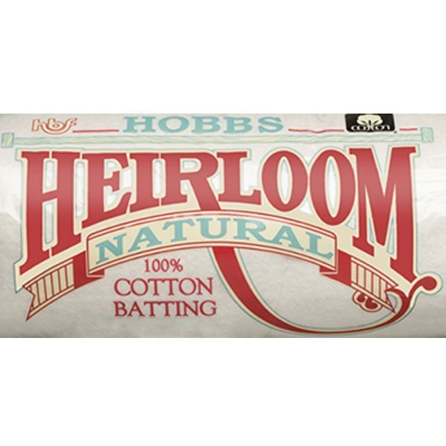 100% Natural Cotton batting
