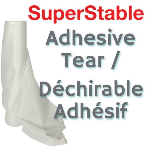 Adhesive Tear Stabilizer