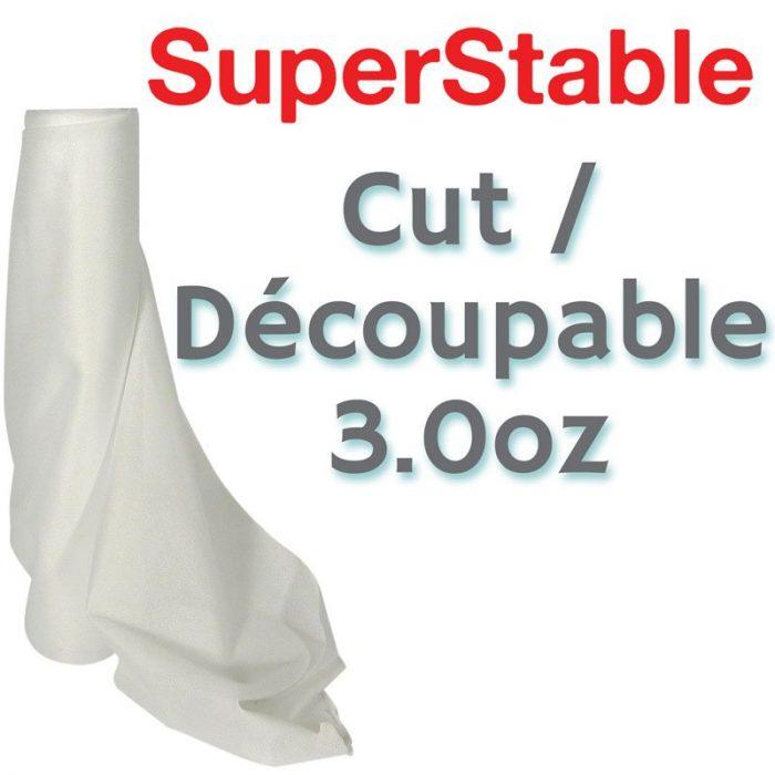 3.0 oz Cutaway Stabilizer