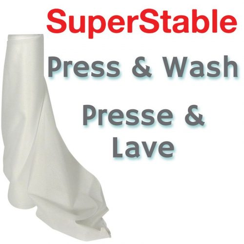Press and Wash Stabilizer