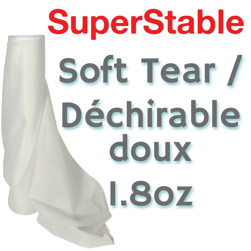 1.8 oz Soft Tear Stabilizer