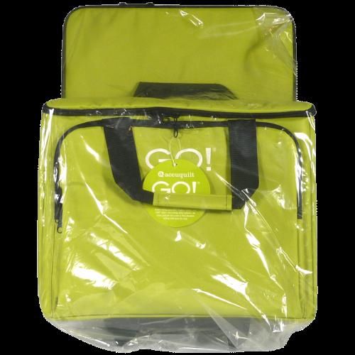 GO! Fabric Cutter Tote & Die Bag 55251 | Accuquilt
