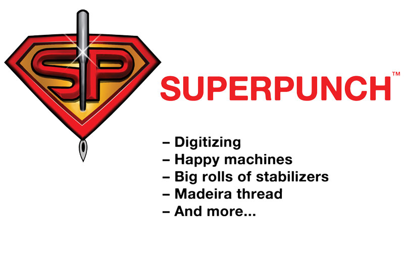 fa2e2511b Commercial Embroidery Supplies- Superpunch Embroidery