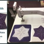 Quilt Block of the Month - January 2018 - Feathered Starflake - Collection Inédith