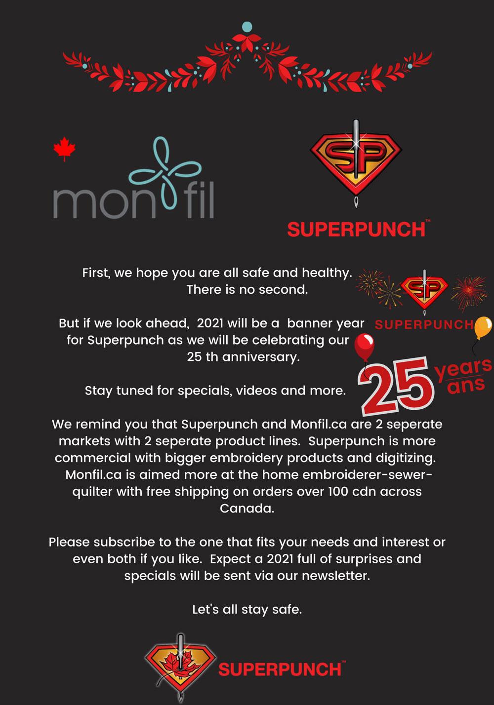 25 years of superpunch